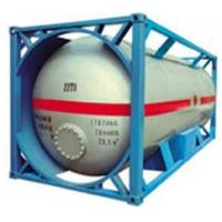 Buy cheap Refrigerant Gas R22 R134A in ISO Tank from wholesalers