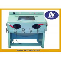 China Portable Rotary Trolley Glass Bead Blasting Equipment ISO9001:2000 / CE on sale