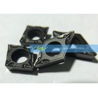 Buy cheap CCMT09T304PM Carbide Turning Inserts With CVD Coating ISO Standard product