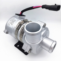 Buy cheap DC24V 240W Auto Electric Water Pump Brushless Motor with PWM control from wholesalers