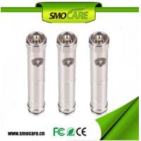 Stainless Steel E Cig Accessories , E Cig Mechanical King Mod Clone