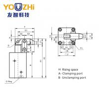 Wholesale China youzhi HLC-M hydraulic oil cylinder of lever and clamp cylinder from china suppliers