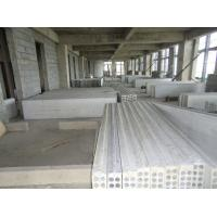 Construction MgO Precast Hollow Core Wall Panels for High - Rise Building