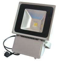 Buy cheap Exterior Aluminum Epistar Led Outside Flood Lights Fixtures 80W 6800LM for parking lot from wholesalers