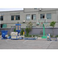 Buy cheap eps xps foam plastic recycling equipment with ce iso sgs 100kg/h from wholesalers