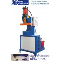 Buy cheap Luggage Suitcase Handle Hole Puncher Machine in Whole Production Line from wholesalers