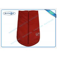 Buy cheap Breathable Reusable Protective TNT Material Garment Storage Bags With Handle from wholesalers