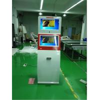 Buy cheap 17 19 Self Payment Dual Screen Kiosk Anti Explosion With Thermal Printer from wholesalers