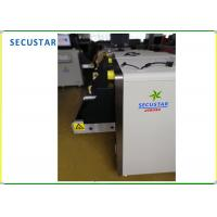 China High Resolution X Ray Parcel Scanner With Dangerous Object Alarm Baggage Scanner on sale