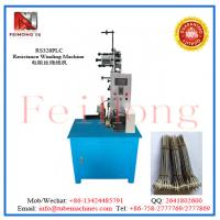PLC resistance welders|resistance coil winding machine with PLC|coil winding machine for heaters| Manufactures