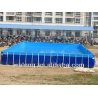 Buy cheap 2014 Inflatable Water pool, Inflatable swimming pool, Water floating Games from wholesalers