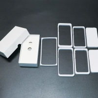 Buy cheap Rigid White Cardboard Consumer Electronics Second Hand Iphone Boxes from wholesalers