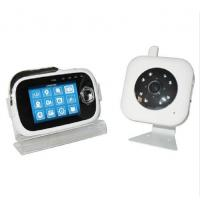 Buy cheap 3.2 Inch Wireless Digital Portable IR Baby Monitor DVR with Night Vision and Motion Detect from wholesalers