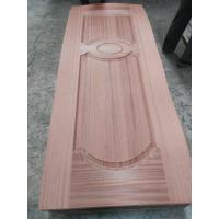 Buy cheap No Deformation Colored MDF Door Skin With Wood Veneer Finishing Surface 2-4mm from wholesalers