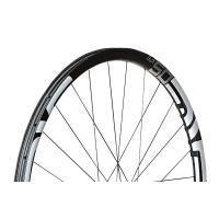 Buy cheap 30mm Carbon Fiber Mountain Bike Wheels 29er Clincher Disc EN - 14766 Approved from wholesalers