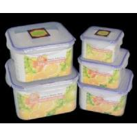 Buy cheap Microwave Storage Container 5PCS Set from wholesalers