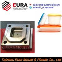 Buy cheap EURA Thin Wall Food Storage Plastic Lids Mold/ Food Storage Container Moulding from wholesalers