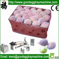 Buy cheap EPE Foam Net/mat extruding making Machine from wholesalers