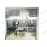 Buy cheap 270W 0.6m/S Pharmaceutical Dispensing Booth Sampling With HEPA Filter 65dB from wholesalers