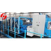 Buy cheap 1.85m Textile Nonwoven Carding Machine , Single Cylinder Non Woven Fabric Making Machine from wholesalers