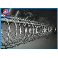 Buy cheap 900mm Coil Diameter Concertina Razor Barbed Wire  BTO22 BTO28 BTO11 from wholesalers