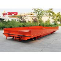 China V Frame Battery Operated Cart , Pallet Transfer Carts With Hydraulic Lifting Device on sale