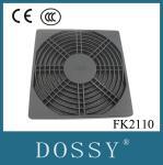 Buy cheap Axial fan plastic filter 110mm FK2110 fan filter for 110mm electrical panel fan filter from wholesalers