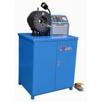Buy cheap Manual/Automatic Hydraulic Hose Pipe Crimping Machine Swaging Machine up to 2 from wholesalers