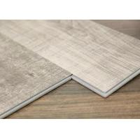 Buy cheap PVC Interlock Plank Flooring Wooden effect Flooring 7.25 X 48 UV Coating from wholesalers