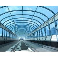 Buy cheap UV Acrylic Solid Polycarbonate Sheet House Decoration Customized Color from wholesalers