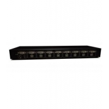 Buy cheap 8 Port Female DVI KVM Switch SW1801D Rack Mount KVM Switch from wholesalers