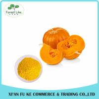 Buy cheap Natural Vegetable Pumpkin Extract Powder from wholesalers
