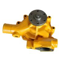 Buy cheap Komatsu Excavator Spare Parts 6d95 Water Pumps Compact Structure Size from wholesalers