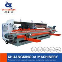 Buy cheap Price Of Marble Tile Chamfer 45 degrees chamfering Round Edge Machine from wholesalers