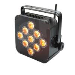 Buy cheap Professional Battery Powered Led Par Lights , Dmx Par Light 5/9CH from wholesalers