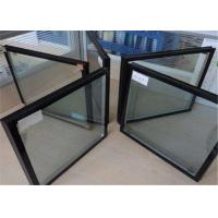 Buy cheap Heatproof Clear Double Glazing Tinted Glass For Building Doors / Windows from wholesalers