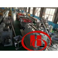 Buy cheap Solid Type Celuka WPC Foam Board Machine Plastic Extrusion Line High Intensity from wholesalers