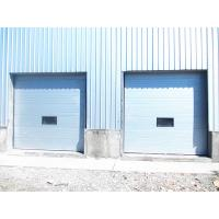 Long Run External Industrial Sectional Doors For Automatic Parking System