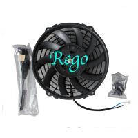 Buy cheap Plastic Material Universal Radiator Cooling Fan , Aftermarket Electric Cooling Fans from wholesalers
