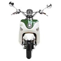 Buy cheap EEC White 3000W EEC Electric Moped Scooter LS-EZNEN UF4 L6570 For Working from wholesalers