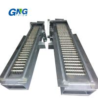 Buy cheap SS Auto Mechanical Bar Screen for Industrial Wastewater Treatment Plant from wholesalers