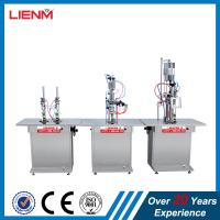 Buy cheap 3 in 1 Aerosol Paint Spray Can Filling Machine from wholesalers
