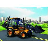Buy cheap XCMG XT870 backhoe loader Low price hydraulic 1m3 bucket backhoe loader with CUMMINS engine from wholesalers