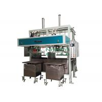 Buy cheap Double Reciprocate Electronic Package Pulp Tray Machine 220V / 380V from wholesalers