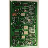 Buy cheap Custom Laser Cut Prototype PCB Board Sheet Fabrication Printing FR4 TG150 material from wholesalers