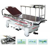 Buy cheap X - Ray Patient Stretcher Trolley Hydraulic Rise And Fall Stretcher Cart CE Certificate from wholesalers