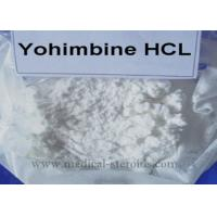Buy cheap 98% Purity Male Enhancement Steroids Yohimbine Hydrochloride HCl For Sex Enhancer from wholesalers