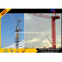 Buy cheap Span 50M Mini Truck Mounted Tower Crane , Luffing Jib Crawler Crane For Constructions from wholesalers