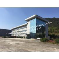 Wholesale Modern Steel Structure Pre-Engineered Building Office Building Industrial Plant Assembled from china suppliers