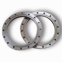 Buy cheap High Efficiency Flat Welding Flange Plate Stainless Steel Fittings Pipe Flange from wholesalers
